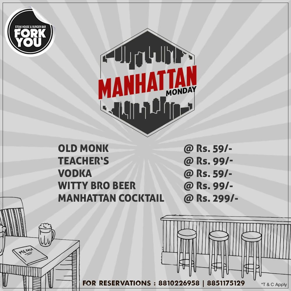 Manhattan Monday - ForYouk